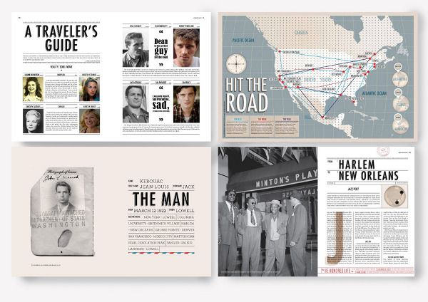Editorial Design and Art Direction - Sarah Kahn | MagSpreads | Magazine Layout Inspiration and Editorial Design