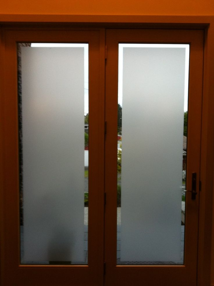 Best 25 frosted window ideas on pinterest for Glass for front door