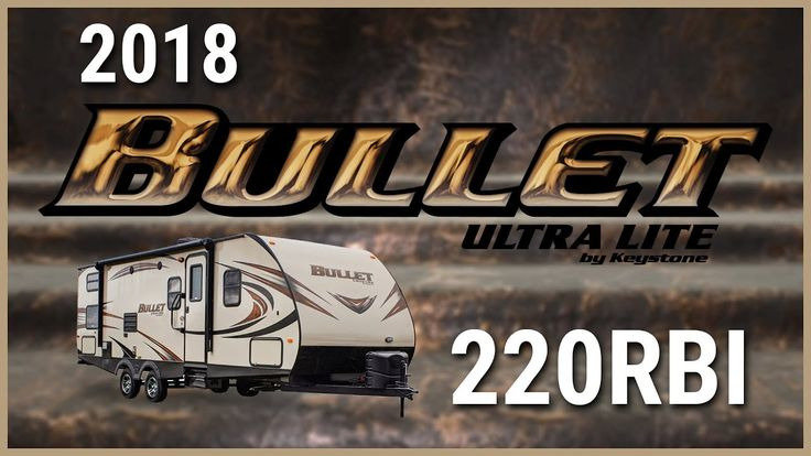 2018 Keystone Bullet 220RBI Travel Trailer RV For Sale TerryTown RV Superstore Check out 2018 Keystone Bullet 220RBI now at http://ift.tt/2ynDdE4 or call TerryTown RV today at 616-426-6407!  Towability and efficiency meets a long feature list in the new 2018 Keystone Bullet 220RBI. Find yours today at TerryTown RV Superstore!  This is a double axle travel trailer with 2 slide outs and an attractive graphics package that can sleep up to 4 people. Youll appreciate the aggressive front profile…