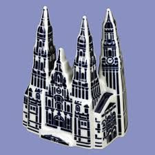 Catedral de Santiago de Compostela, Sargadelos