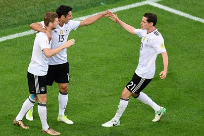 FOW 24 NEWS: Germany wins FIFA Confederations Cup