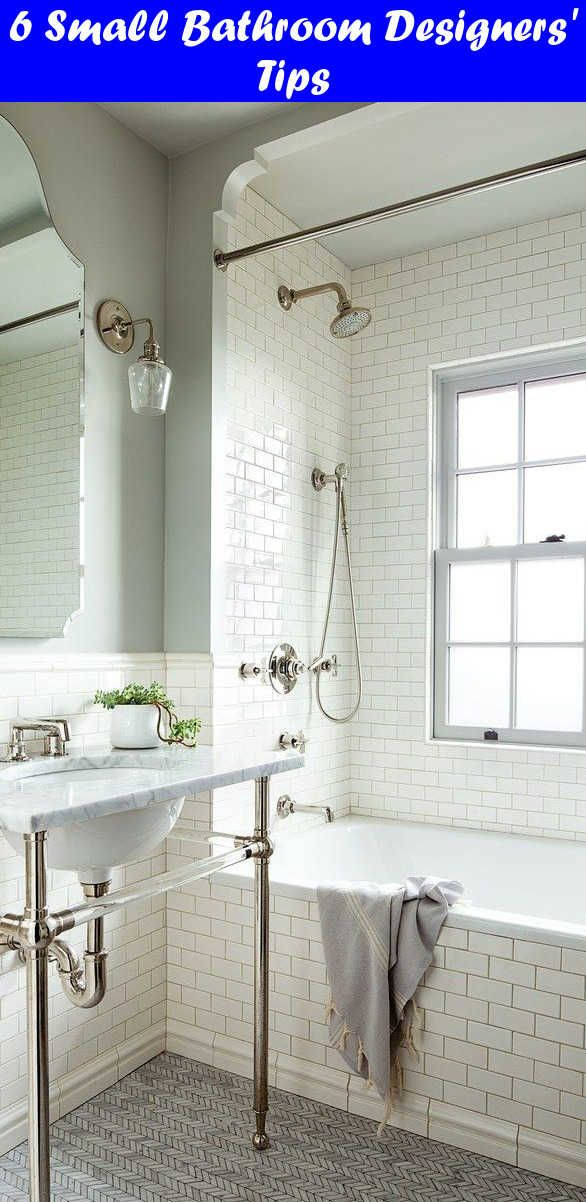 Top 10 Modern Bathroom Design Tips White Subway Tile Bathroom