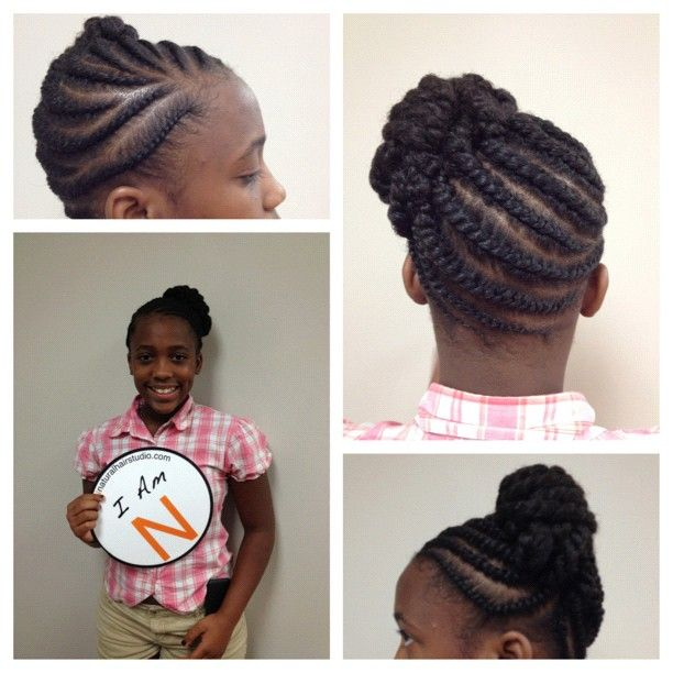 Check Out The Many Styles By N Natural Hair Studio Black Women