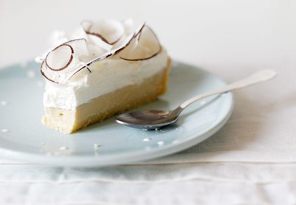 Чадейка - Кокосовый пирог
