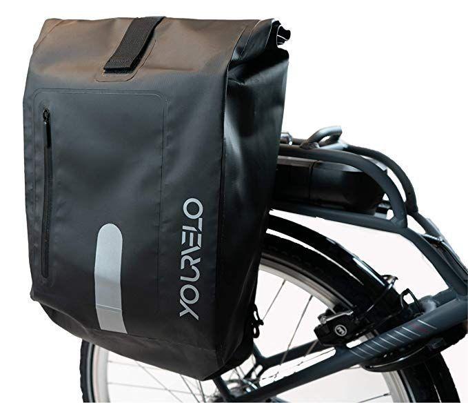 Yourvelo Fahrradtasche Fur Gepacktrager Mit Laptopfach 25l