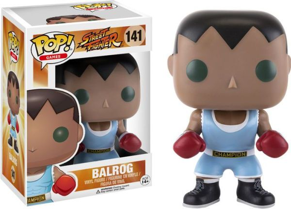 POP Games: Street Fighter - Balrog