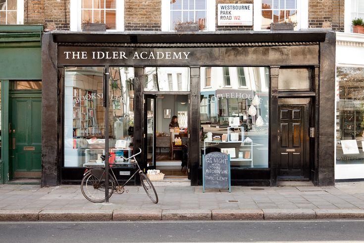 The Idler Academy   London