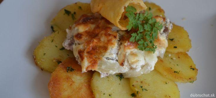 Fotorecept: Krehké bravčové mäso