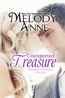 Melody Anne - Serie Solteros Multimillonarios 08 (Serie The lost Andersons 01) - Unexpected treasure - #QuieroLeerloYa#