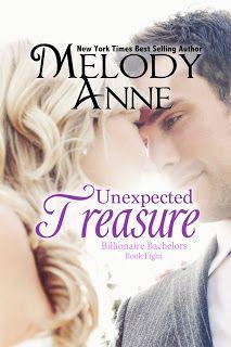 Melody Anne - Serie Solteros Multimillonarios 08 (Serie The lost Andersons 01) - Unexpected treasure - #QuieroLeerloYa#