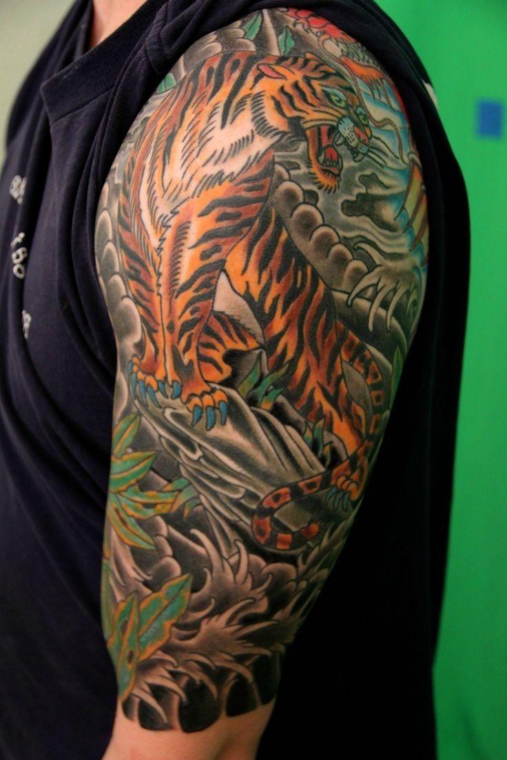 26 best Death Sleeve Tattoos Japanese images on Pinterest