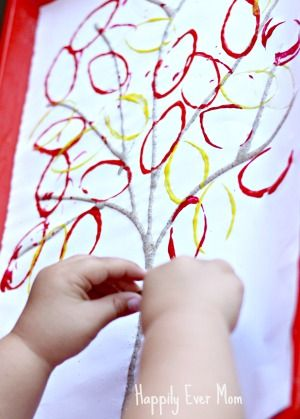 glue, coloured sand and cardboard tubes...future calendar artwork?