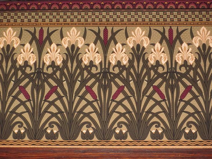 Art Deco Wallpaper | For the Home | Pinterest | Art deco