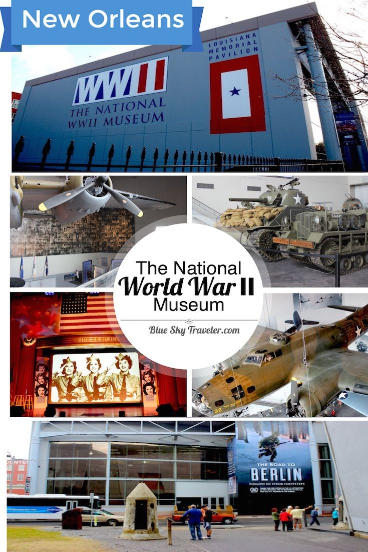 """Freedom is not free. Visiting the National World War II Museum in New Orleans to learn more about the """"greatest generation"""" who fought for our freedom."""