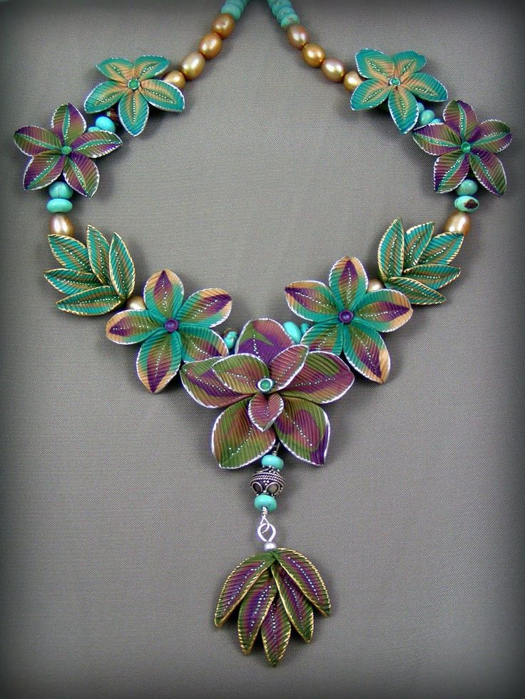 1245 best polymer clay jewelry art images on pinterest