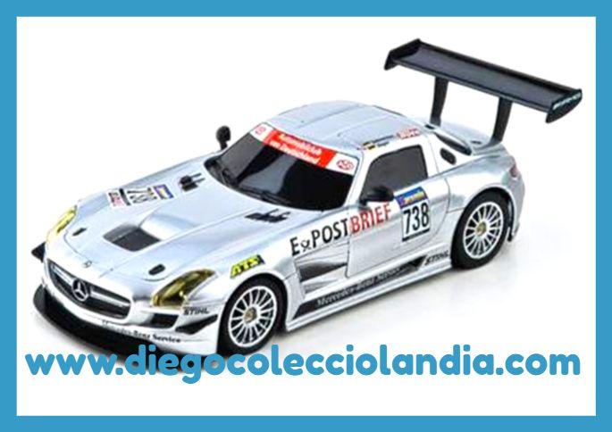 Slot Cars Ninco Coches De Slot Ninco Www Diegocolecciolandia