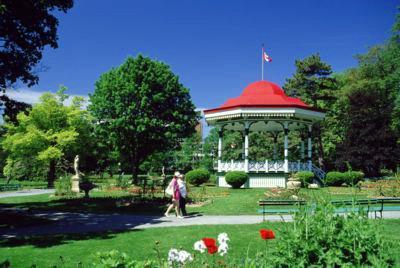 Halifax Nova Scotia Public gardens