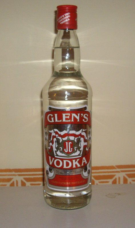 Image result for glens vodka