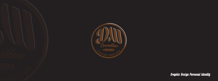 DW Creative Logo - Logofolio - Red Eye Design