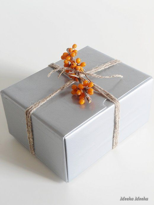 Love the silver box and such a cute use of plain old twine. I think I'll change…