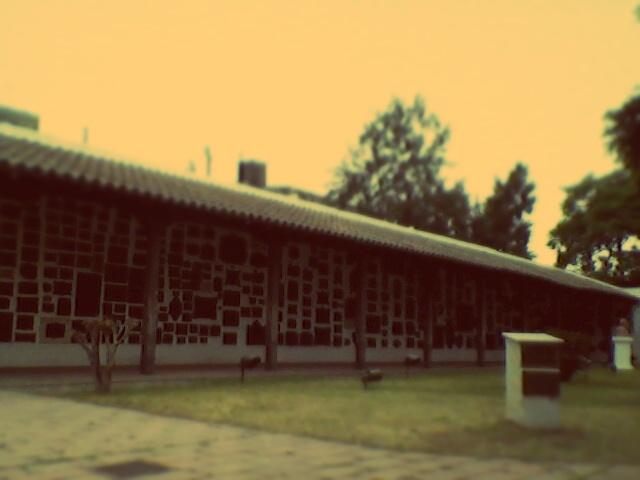 Casa de Tucumán. Galería de placas.
