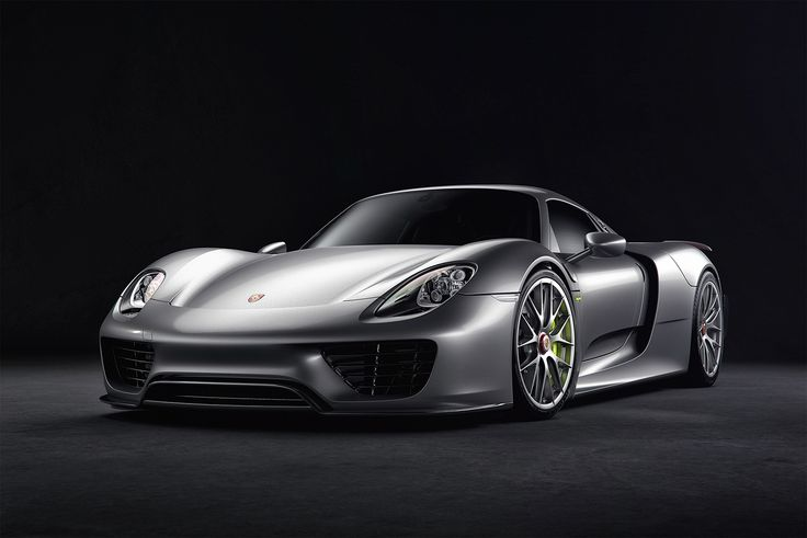 Porsche 918 Spyder Cgi Amp Retouching On Behance Digital