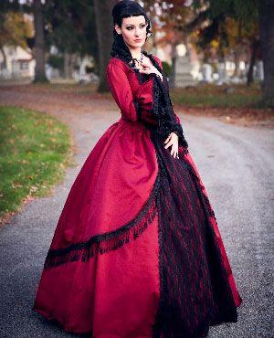 Victorian Choice - Outfit Photos