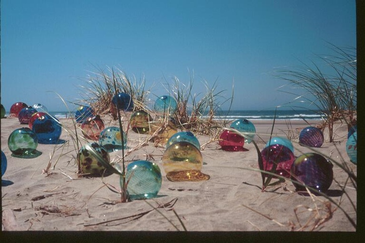 210 best japanese glass floats new glass floats images for Fishing in lincoln city oregon