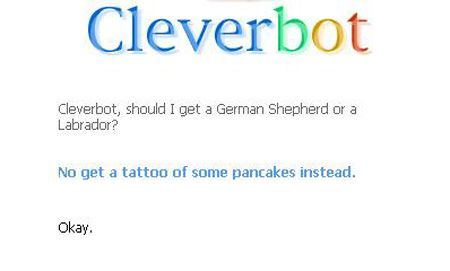That just a little bit of lateral thinking can give you some truly excellent ideas. | 26 Cleverbot Conversations That Are Guaranteed To Make You Laugh