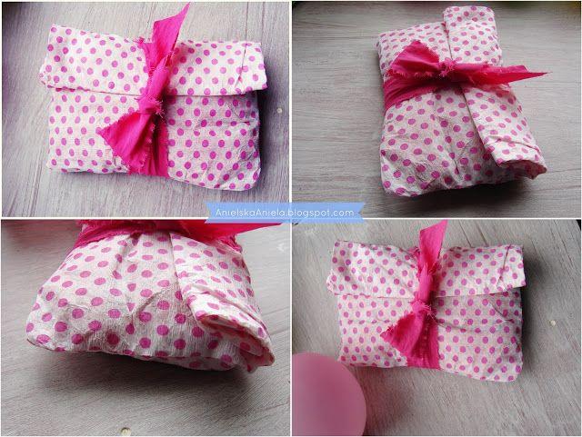 diy tutorial eco gift wrap idea Jak zapakować prezent na każdą okazję? diy
