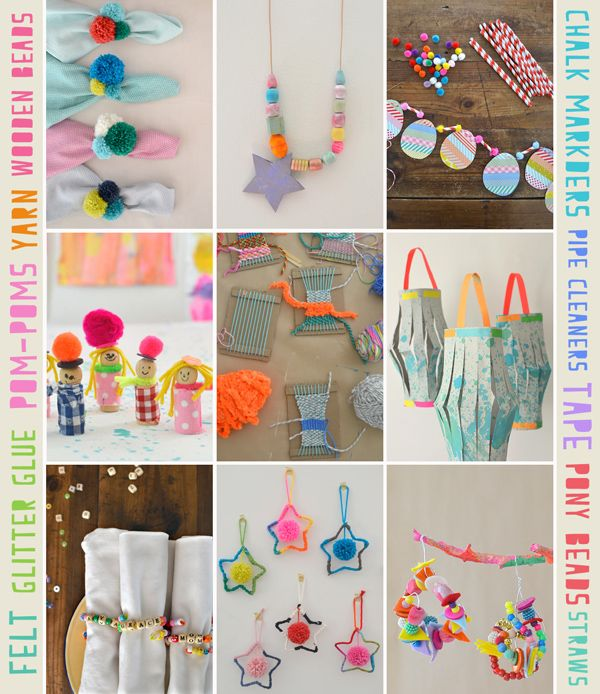 Crafts For Kids At A Craft Fair