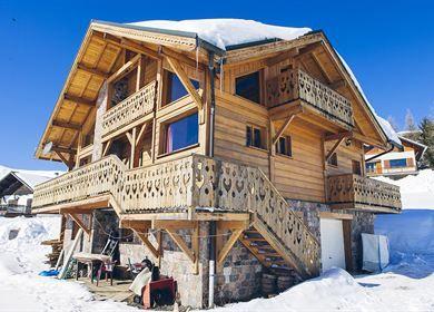 Chalet Chappelaz La Toussuire Prix Exclusif, promo séjour ski pas cher, Location Ski La Toussuire SkiHorizon prix Exclusif Ski Horizon à partir de 718,00 €