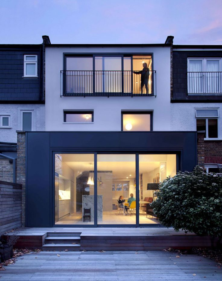 Wilsey Road London by extrArchitecture | Yellowtrace