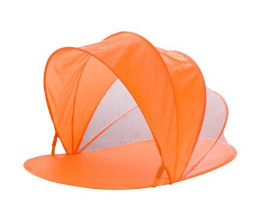 Snoozy Toddler Easy Pop Up Shade Tent With Slip on Cover and Handles - $19.99