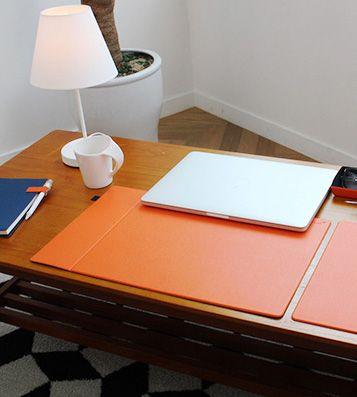 Планшет для рабочего места Link the Mind (разные цвета) / Оранжевый