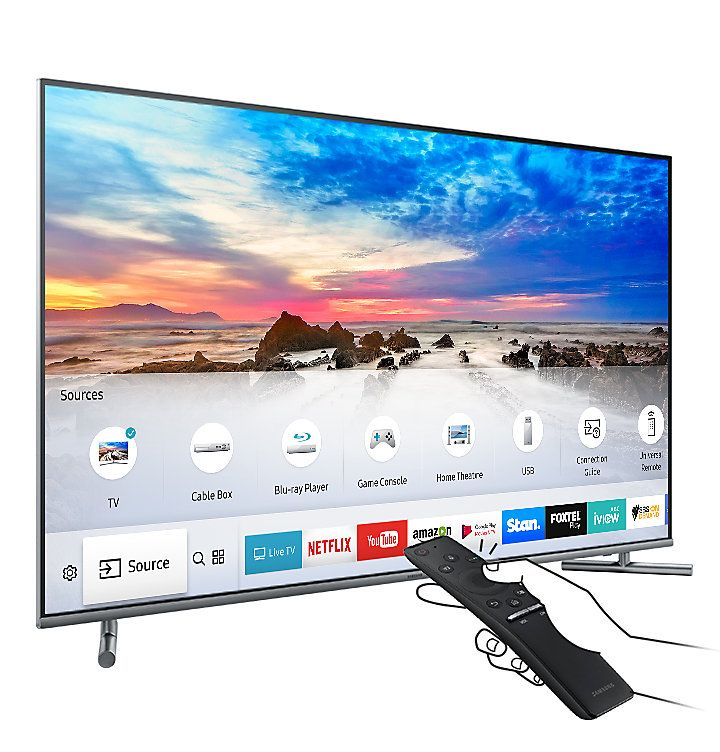 Samsung Q6F 55-inch 4K Smart QLED TV Price in Pakistan | LED