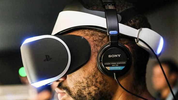Sony has been working on The #ProjectMorpheus virtual reality headset for over 3 years and at this point it is the first development kit for #PlayStation 4 developers.