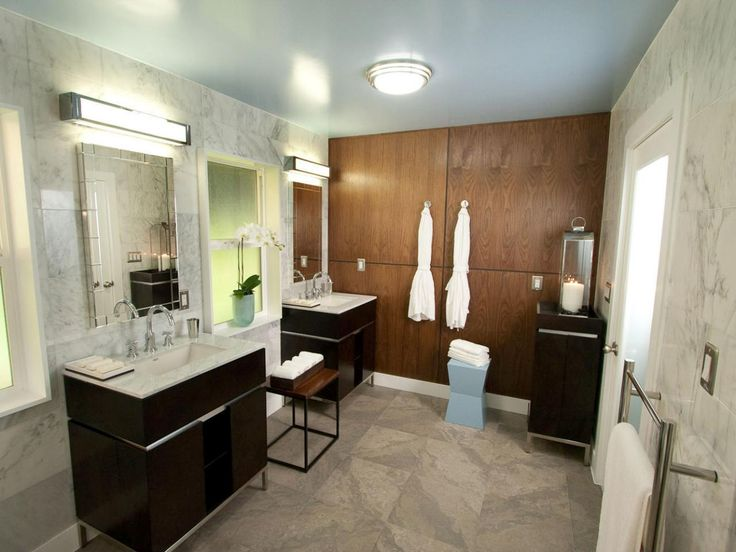 Best Small Master Bathroom Images On Pinterest Master - Candice olson small bathroom designs