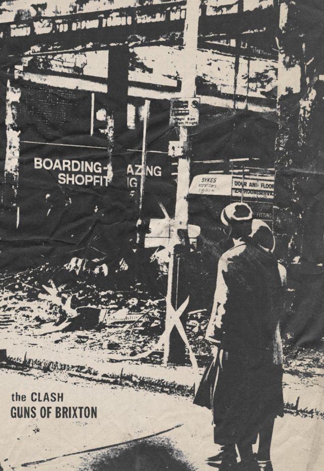 Guns of Brixton - The Clash, 1979