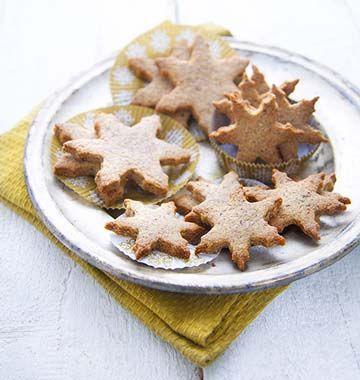 Biscuits de Noël vegan de Marie Laforêt - les meilleures recettes de cuisine d'Ôdélices