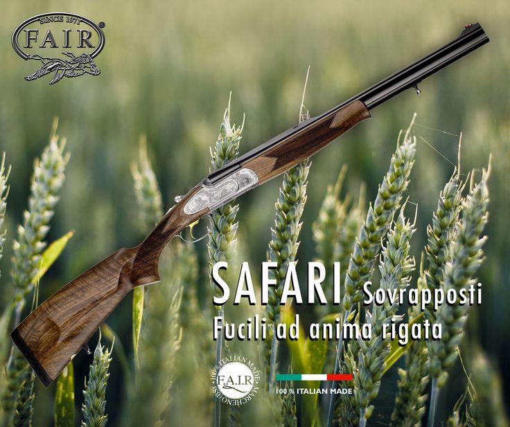 Safari Sovrapposti, questi fucili ad anima rigata sono disponibili in 4 diverse configurazioni: SAFARI FXW - SAFARI 500 - SAFARI DE LUXE - SAFARI PRESTIGE. Scoprili tutti qui http://goo.gl/aB2dgH Shotguns rifled bore Safari are available in 4 different configuratons : SAFARI FXW - SAFARI 500 - SAFARI DE LUXE - SAFARI PRESTIGE. Discover them here http://goo.gl/gcWBP0