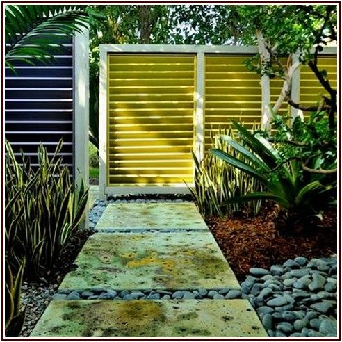 304 best Privacy Fence images on Pinterest | Privacy fences ...