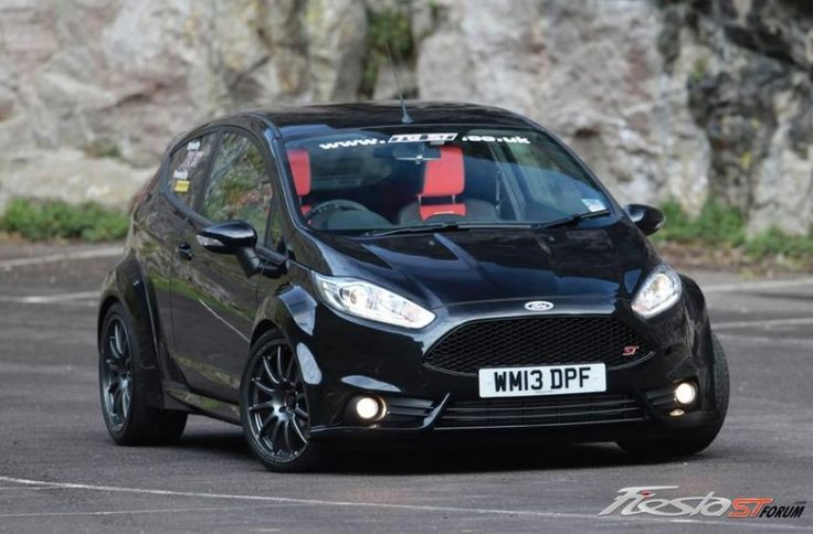 wide body fiesta st anyone st rally pinterest. Black Bedroom Furniture Sets. Home Design Ideas