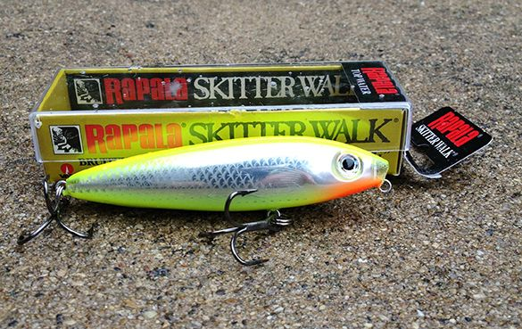 Surface baits offer some of the most exciting strikes a bass angler will ever witness. Largemouth, smallmouth, and spotted bass are genetically predisposed to feed up, and as such they simply can't resist the commotion…