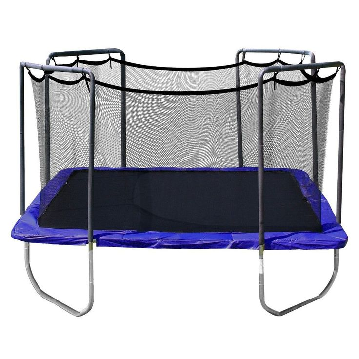 Skywalker Square Trampoline with Enclosure - 13'