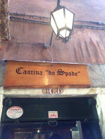 Cantina Do Spade, Venice Picture: photo0.jpg - Check out TripAdvisor members' 58,676 candid photos and videos of Cantina Do Spade