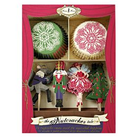 Cupcake kit - Nutcracker