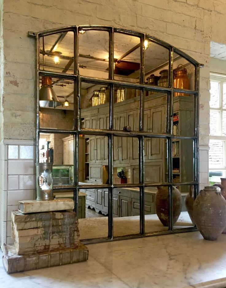 Window Wall Decor best 25+ window mirror ideas on pinterest | cottage framed mirrors