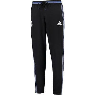 Youth 159099: Adidas Real Madrid Black Purple 2016 17 Climacool Training Pants -> BUY IT NOW ONLY: $42.99 on eBay!