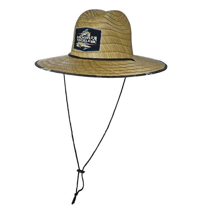 Marlin Straw Hat Fishing Hat Hats Straw Hat